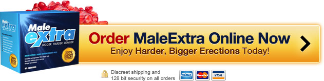Order Male Extra The Complete Penis Enlargement and Male Enhancement System